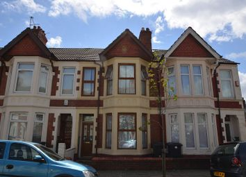 Thumbnail 3 bedroom property to rent in Australia Road, Cardiff