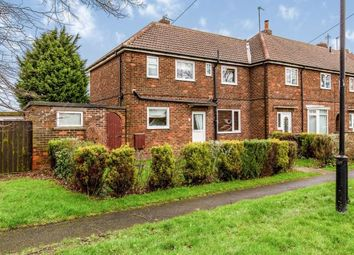 3 bed terraced house for sale in Bullamoor Road, Northallerton, North Yorkshire DL6