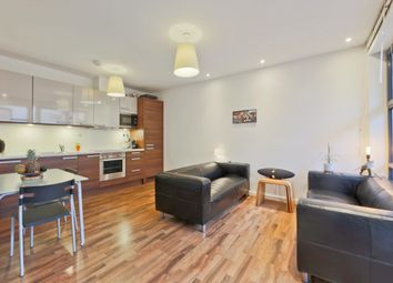 Thumbnail 1 bed flat to rent in Carmine Wharf, 30 Copenhagen Place, London