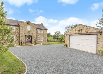 Thumbnail 4 bed detached house for sale in Airton, Skipton