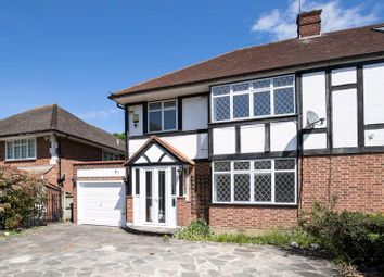 3 bed semi-detached house to rent in Chigwell Park Drive, Chigwell IG7