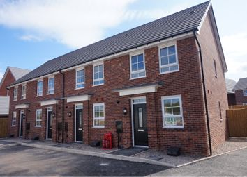 Thumbnail 2 bed terraced house for sale in 3 Crompton Place, Preston