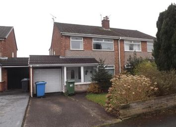 Thumbnail 3 bed semi-detached house for sale in Charminster Close, Great Sankey, Warrington, Cheshire