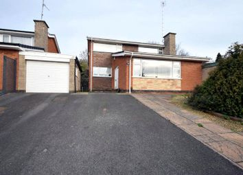 Thumbnail 3 bed link-detached house for sale in Valley Road, Loughborough, Leicestershire