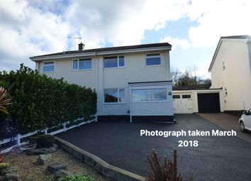 Thumbnail 3 bedroom detached house to rent in Cormorant Drive, St Austell, Cornwall