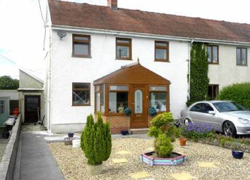 Thumbnail 3 bed property for sale in Glanawmor, Pencader, Carmarthenshire