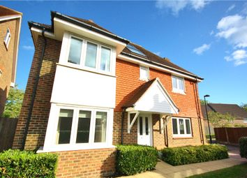 Thumbnail 4 bed detached house for sale in Michael Lane, Guildford, Surrey