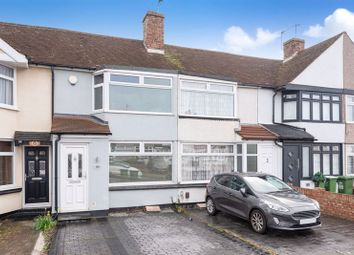 Thumbnail 2 bed terraced house for sale in Harcourt Avenue, Sidcup