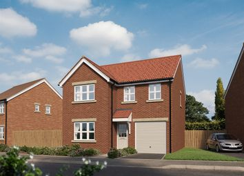 "Thumbnail 4 bed detached house for sale in ""The Downing "" at Forge Wood, Crawley"