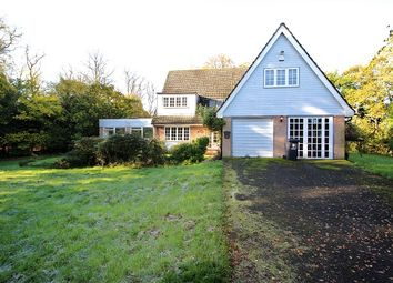 Thumbnail 5 bed detached house to rent in Main Street, Hardwick, Cambridge