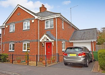Thumbnail 3 bed semi-detached house for sale in Stretcher Drive, Hermitage, Thatcham