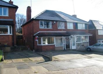 Thumbnail 3 bedroom property to rent in Scarsdale Road, Great Barr