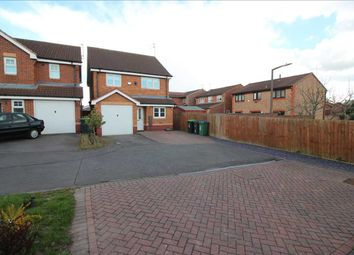 Thumbnail 3 bed detached house for sale in Hyacinth Close, Walsall
