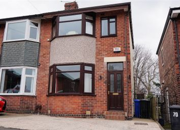 Thumbnail 2 bed semi-detached house for sale in Lound Road, Sheffield