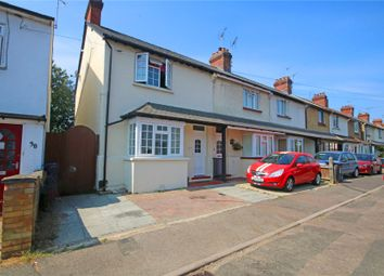 Thumbnail 3 bedroom end terrace house for sale in Addlestone, Surrey