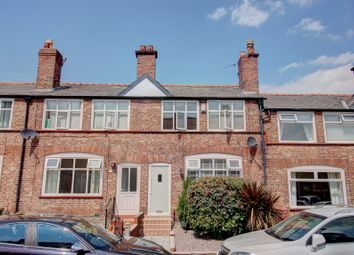 Thumbnail 2 bed terraced house for sale in Place Road, Broadheath, Altrincham