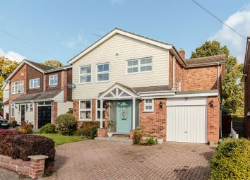 Thumbnail 4 bed detached house for sale in Docklands Avenue, Ingatestone