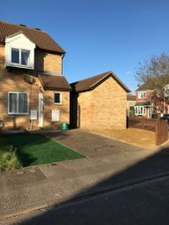 Thumbnail 2 bedroom end terrace house to rent in Oak Close, Sandy