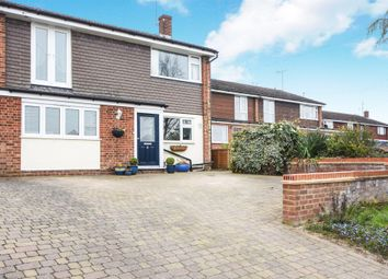 Thumbnail 4 bed semi-detached house for sale in Church Road, Bradwell, Braintree