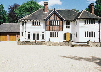 Thumbnail 6 bed detached house to rent in Roman Road, Little Aston, Sutton Coldfield