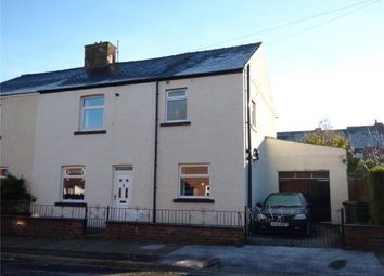 Thumbnail 4 bed semi-detached house for sale in Maitland Street, Carlisle, Cumbria