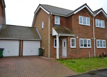 Thumbnail 4 bed semi-detached house for sale in Meadow View, Lydd, Romney Marsh
