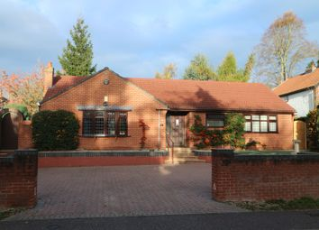 Thumbnail 3 bed bungalow for sale in 52A Intwood Road, Cringleford, Norwich, Norfolk