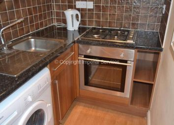 Thumbnail 1 bed flat to rent in Russell Street, Cardiff