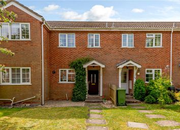 Thumbnail 2 bed terraced house for sale in Pennington Close, Colden Common, Winchester, Hampshire