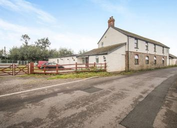 Thumbnail 5 bed detached house for sale in Bridgwater, Somerset, .