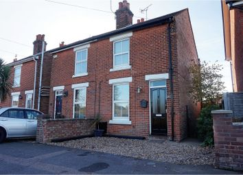 Thumbnail 2 bed semi-detached house for sale in Gosbecks Road, Colchester