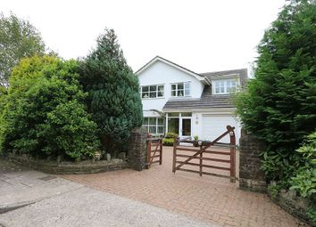 Thumbnail 4 bed detached house for sale in White Gables, Trerhyngyll, Cowbridge, Glamorgan/Morgannwg