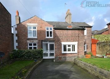 Thumbnail 4 bed detached house for sale in West Street, Prescot, Merseyside