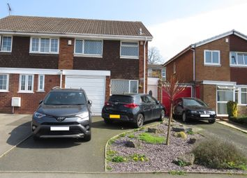 Thumbnail 3 bed semi-detached house for sale in Segundo Road, Walsall