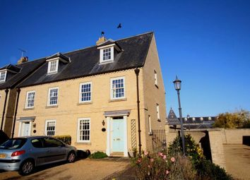 Thumbnail 4 bed town house for sale in Jubilee Terrace, Ely
