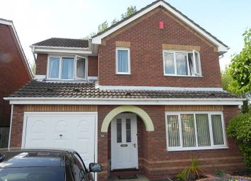 Thumbnail 4 bed detached house for sale in Oxbridge Way, Tamworth, Staffs