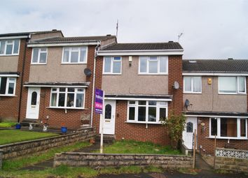 Thumbnail 3 bed town house for sale in Bracken Road, Keighley, West Yorkshire