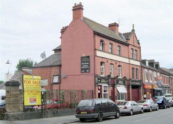 Thumbnail Pub/bar for sale in Castle Foregate, Shrewsbury