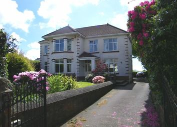 Thumbnail 5 bed detached house for sale in Swansea Road, Penllergaer, Swansea