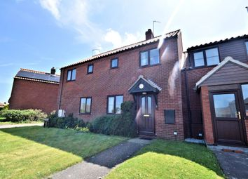 Thumbnail 2 bed terraced house for sale in Waxham Road, Sea Palling, Norwich