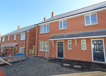 Thumbnail 4 bedroom semi-detached house for sale in The Firs, Higher Mill Lane, Cullompton