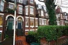 Thumbnail 3 bedroom flat to rent in Tollington Park, London