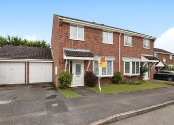 Thumbnail 3 bed semi-detached house for sale in Fromont Drive, Thatcham