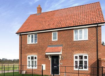 3 bed semi-detached house for sale in Sassoon Crescent, Stowmarket IP14