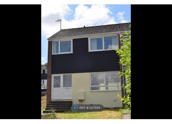 Thumbnail 3 bed end terrace house to rent in Austin Crescent, Plymouth