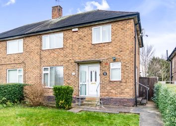Thumbnail 3 bed semi-detached house for sale in Strelley Road, Strelley, Nottingham