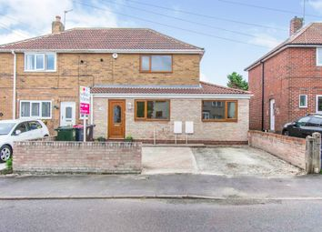 Thumbnail 2 bed semi-detached house for sale in Bateman Road, Hellaby, Rotherham