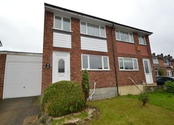 Thumbnail 3 bed semi-detached house to rent in Quickthorn Crescent, Walderslade, Chatham