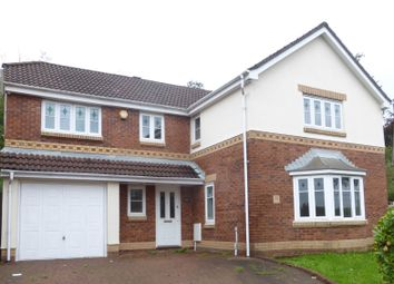 Thumbnail 5 bed detached house for sale in Parc Penscynnor, Cilfrew, Neath