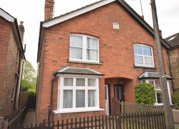 Thumbnail 2 bed semi-detached house for sale in Donnington Road, Dunton Green, Sevenoaks, Kent